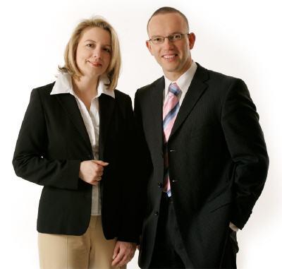 Dagmar Recklies and Oliver Recklies